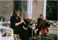 The Bridge Trio - Clarinetist in ,