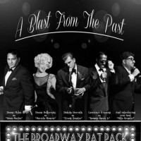 The Broadway Rat Pack with Marilyn Monroe - Frank Sinatra Impersonator in South Bend, Indiana