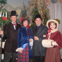 The Candlelight Carolers - Christmas Carolers / Holiday Entertainment in Lehigh Valley, Pennsylvania