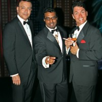 TCF Rat Pack - Crooner in New Orleans, Louisiana