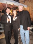 With Deana Martin and husband John Griffeth