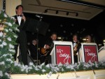 CFL Rat Pack performing with our 19 piece band