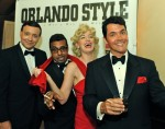 CFL Rat Pack and Marilyn