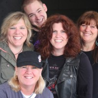 The Chick P's - Party Band in Folsom, California