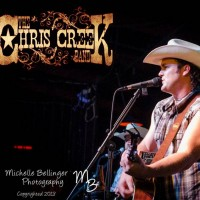 The Chris Creek Band - Country Singer in Lodi, California