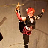 The Circus Ninja - Aerialist in San Luis Obispo, California