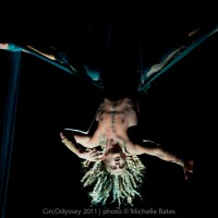 The Circus Project - Aerialist in Salem, Oregon