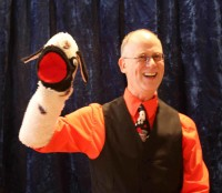 The Comedy Magic of Ed Smoot - Magic in Newark, New Jersey