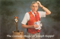 The Comedy Magic of Joseph Keppel - Illusionist in Princeton, New Jersey