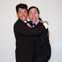 The Crooner and The Comic - Jerry Lewis Impersonator in ,