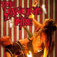 The Dancing Fire - Fire Performer in Collierville, Tennessee