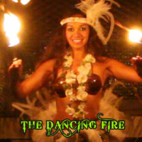 The Dancing Fire - Fire Dancer in Memphis, Tennessee
