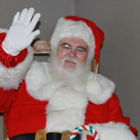 The Dapper Santa - Santa Claus in Hamilton, Ontario