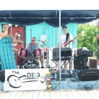 The DB9 - Blues Band in Venice, Florida