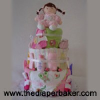 The Diaper Baker - Cake Decorator in Coral Springs, Florida