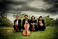 The Dickson String Quartet - Classical Music in Mount Vernon, Illinois