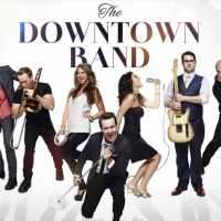 The Downtown Band - Dance Band / Wedding Band in Nashville, Tennessee