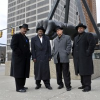 the Dynamics - R&B Group in Warren, Michigan