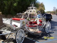 The Enchanted Carriage Company - Princess Party in San Bernardino, California