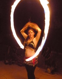 The Fire Dancer