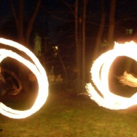 The FireFlys - Fire Performer in Milford, Massachusetts
