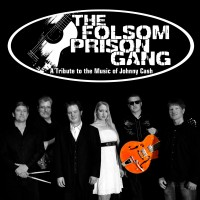 The Folsom Prison Gang - Johnny Cash Impersonator in Huntington Beach, California