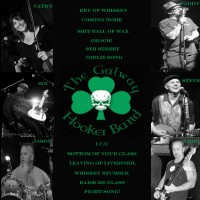 The Galway Hooker Band - Celtic Music in Orange County, California