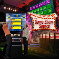 The Game Show Source - Game Shows for Events / Interactive Performer in Orlando, Florida