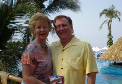 Elaine & Paul In Mexico