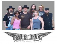 The Gator Alley Band - Sound-Alike in Fremont, California
