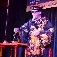 "The Great Ching Chang  "" Master of Mystery "" - Magician in Paradise, Nevada"