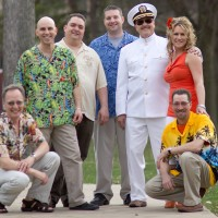 The HappyMon Band - Jimmy Buffett Tribute in Flint, Michigan