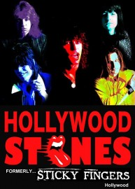 The Hollywood Stones