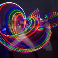 The Hoop Movement - Hoop Dancer in New York City, New York