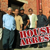 The House Arrest Band - Cajun Band in Santa Barbara, California