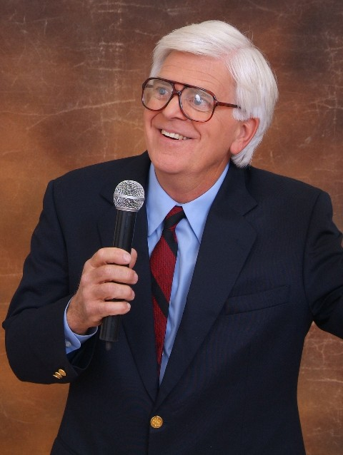 Phil Donahue Look ALike