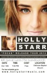 Holly Starr Focus Tour