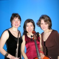 The INO Trio - Cellist in Asbury Park, New Jersey