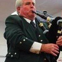 The Irish Piper - Bagpiper in Chambly, Quebec
