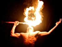 The Island Fire Show - Fire Performer in Springfield, Missouri
