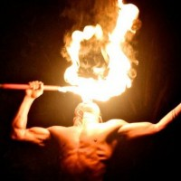 The Island Fire Show - Polynesian Entertainment in Branson, Missouri