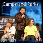 Jeff West variety entertainer