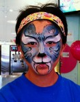 Tiger Full Face