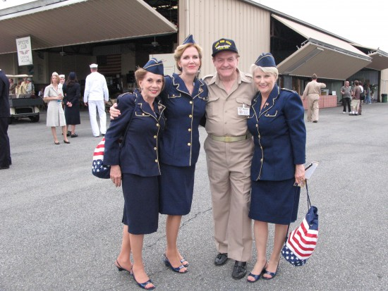 The LfL at WWII Weekend, Reading, PA