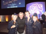 The Ladies for Liberty at Intl Council of Airshows/Las Vegas