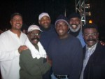 On the road touring with the Whispers
