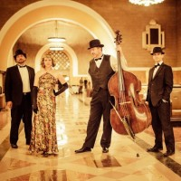 The Lovestory Quartet - Cellist in Laredo, Texas
