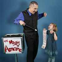 The Magic of Amore - Magician in New Haven, Connecticut