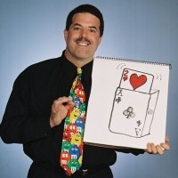 The Magic of Brian Richards - Strolling/Close-up Magician in Waterloo, Iowa