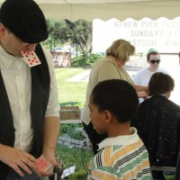 The Magic of Chris Bianchi - Magic in Marysville, Ohio